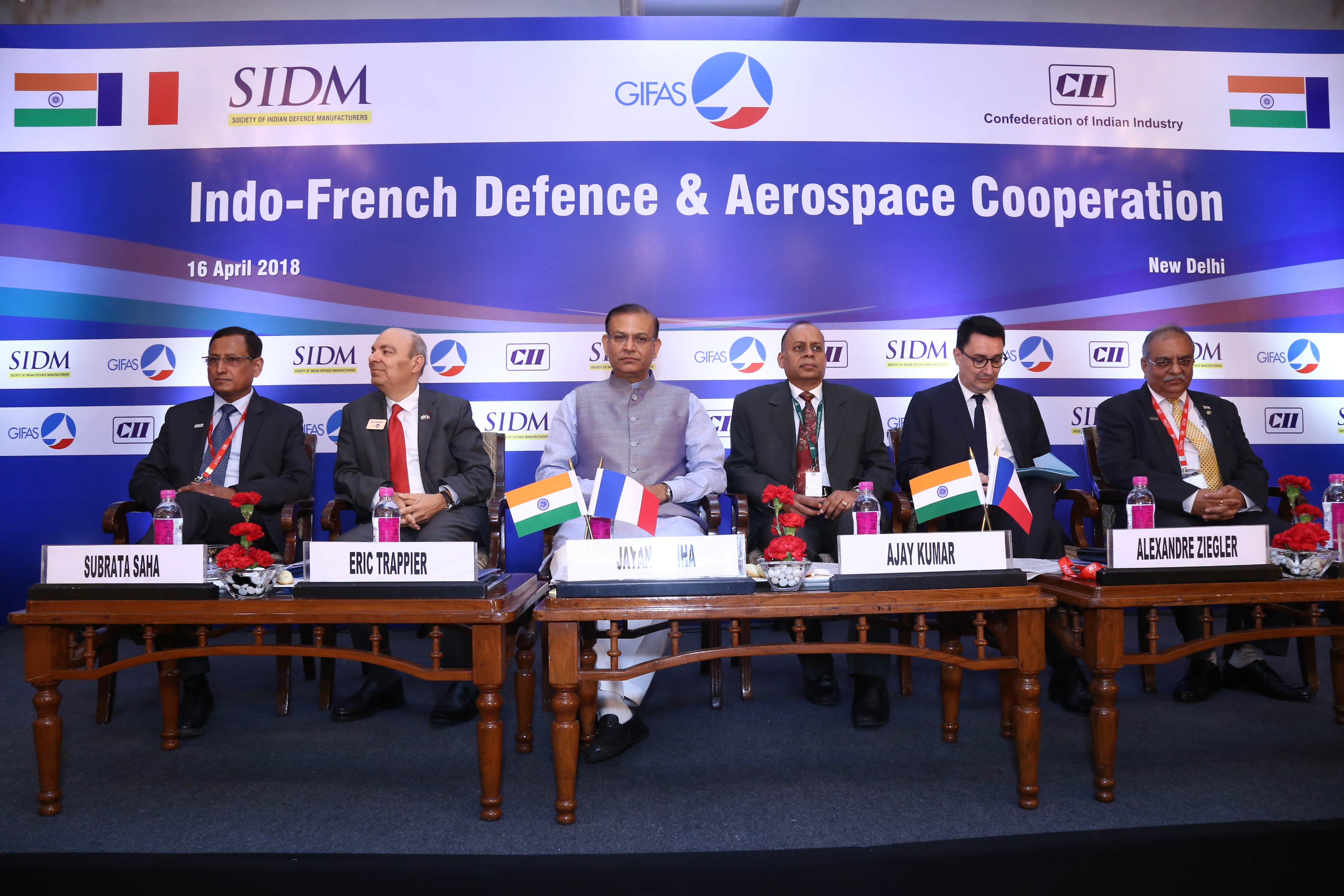 Indo - French Defence & Aerospace Cooperation