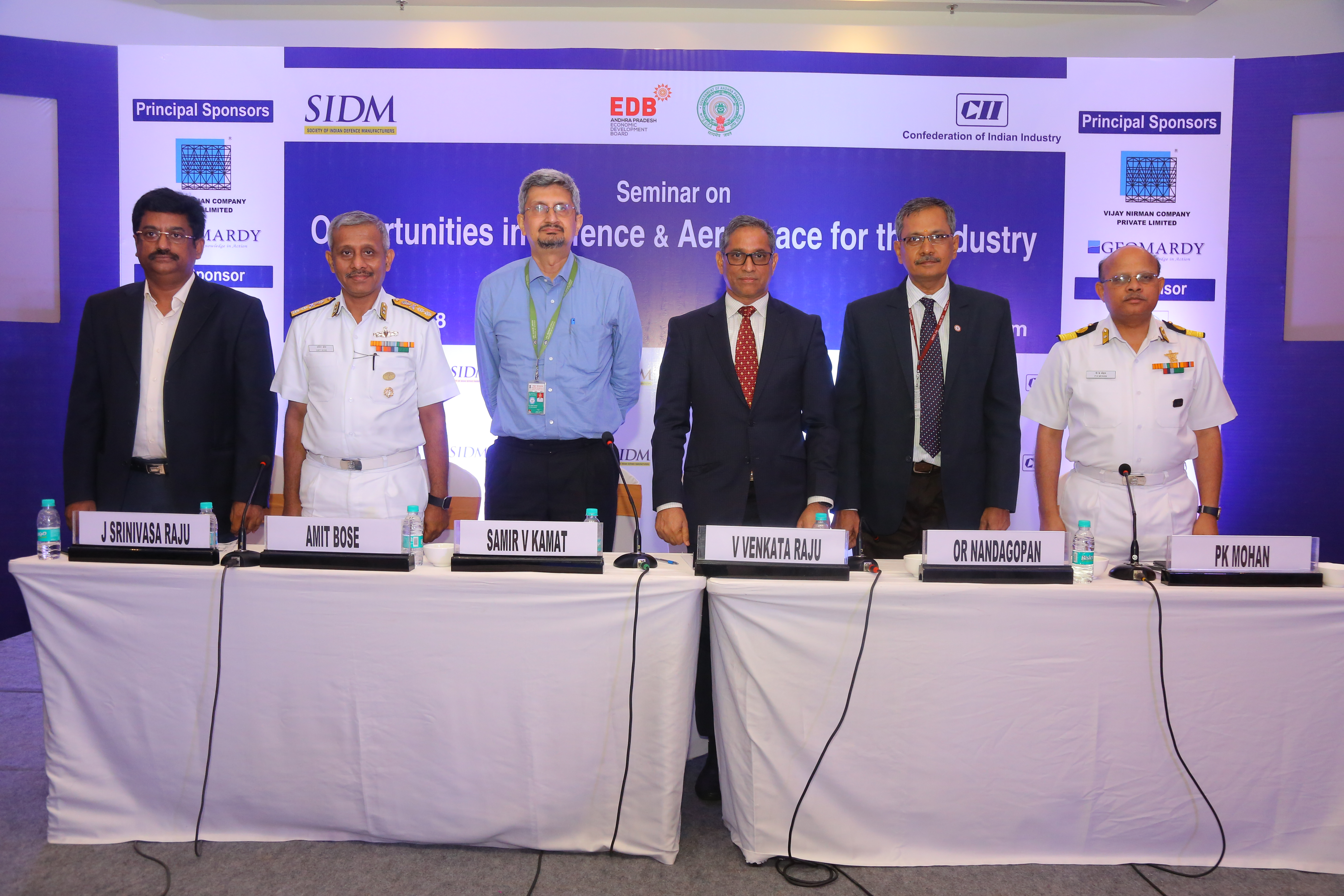 Opportunities in Defence & Aerospace for the Industry, Vizag