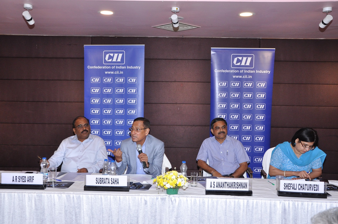 Industry interaction on opportunities in defence, Trichy